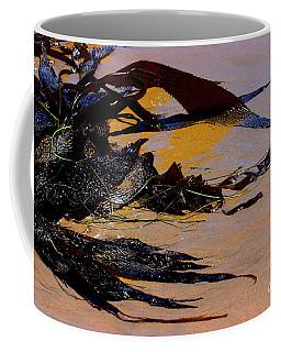 Pismo Beach Sea Drift Coffee Mug