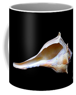 Coffee Mug featuring the photograph Seashell 2 by Deniece Platt