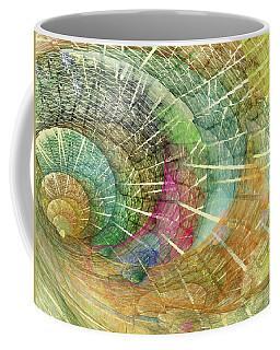 Season Of The Shell Coffee Mug