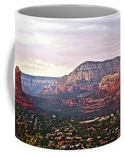 Sedona Evening Coffee Mug