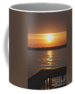 Coffee Mug featuring the photograph Seneca Lake by William Norton