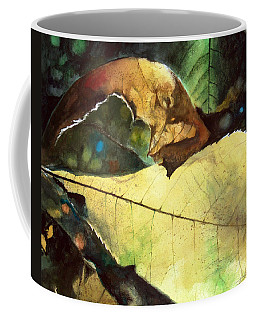 Coffee Mug featuring the painting September Afternoon by Andrew King