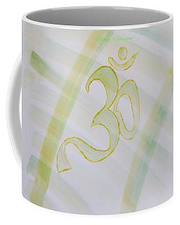 Coffee Mug featuring the painting Serenity by Sonali Gangane