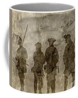 Shadows Of The French And Indian War Coffee Mug