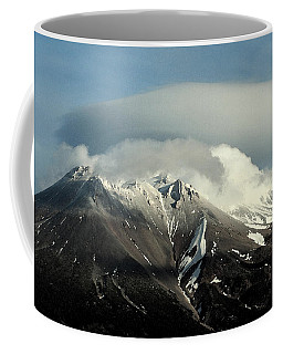 Shasta Lenticular 2 Coffee Mug by Holly Ethan