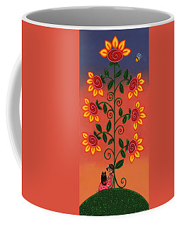 She Is Life Coffee Mug