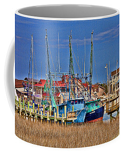 Shem Creek Shrimpers Coffee Mug