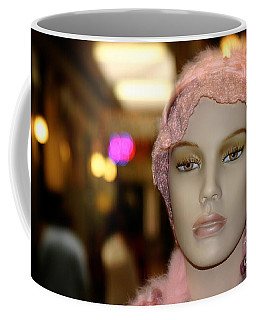 Shopping Girl Coffee Mug