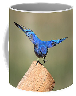 Showing Off Coffee Mug