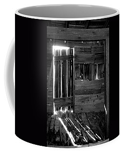 Coffee Mug featuring the photograph Shreds Of Yesterday by Vicki Pelham