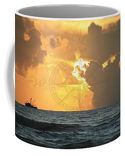 Shrimp Boast Sunrise II Coffee Mug
