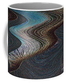 Coffee Mug featuring the photograph Silver Bay by Ausra Huntington nee Paulauskaite
