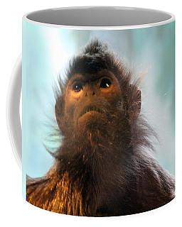 Silvered Langur Coffee Mug