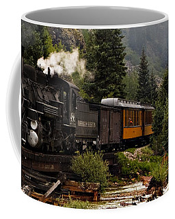 Silverton Steam Coffee Mug