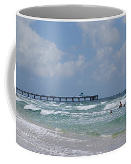 Simply Sea Coffee Mug