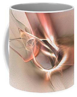 Sinuhe - Abstract Art Coffee Mug
