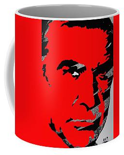 Sir Sean Connery Coffee Mug by Robert Margetts