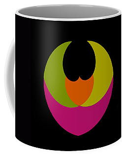 Coffee Mug featuring the photograph Six Squared Batman Style by Steve Purnell
