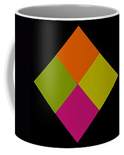 Coffee Mug featuring the photograph Six Squared by Steve Purnell