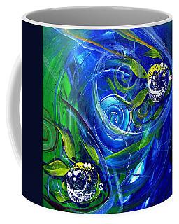 Six Subtle Ups And Downs 3 Coffee Mug
