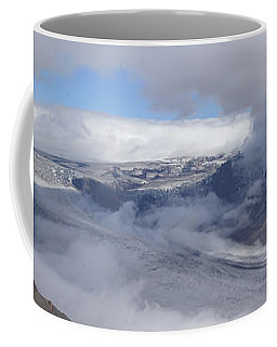 Skaftafell Panorama Coffee Mug by Rudi Prott