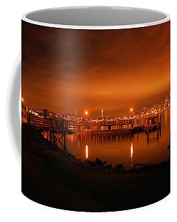 Skies On Fire Coffee Mug