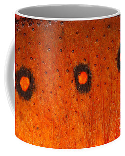 Skin Of Eastern Newt Coffee Mug
