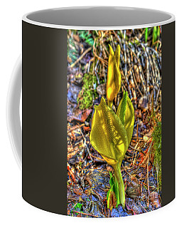 Skunk Cabbage - 2 Coffee Mug