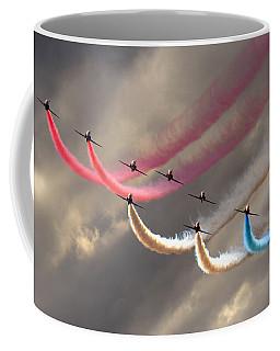 Smoke Swirls Coffee Mug by Ken Brannen
