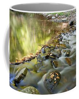 Smoky Mountain Streams Iv Coffee Mug