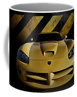 Snake Crossing Coffee Mug