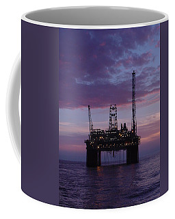 Snorre At Dusk Coffee Mug