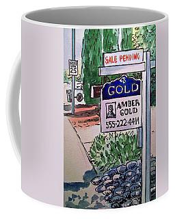 Sold Sketchbook Project Down My Street Coffee Mug