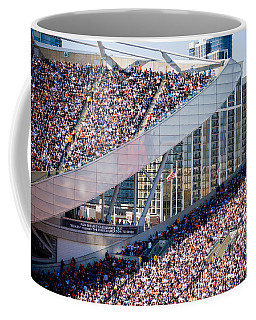 Soldier Field Crowd Coffee Mug