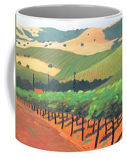 Sonoma Vinyard Coffee Mug