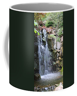 Soothing Waterfall Coffee Mug by Bruce Bley