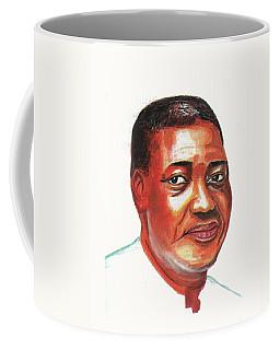 Souleymane Mboup Coffee Mug