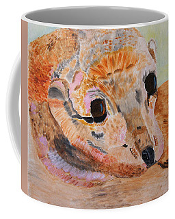 Soulful Eyes Of A California Sealion Coffee Mug by Meryl Goudey