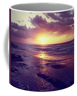 Coffee Mug featuring the photograph South Carolina Sunrise by Phil Perkins