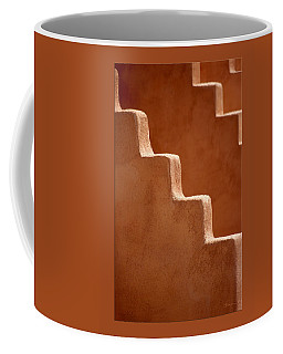Southwest Contour Coffee Mug by Vicki Pelham