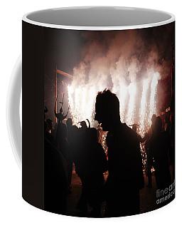 Spark Backlighting Coffee Mug