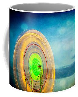 Spinning 2 Coffee Mug
