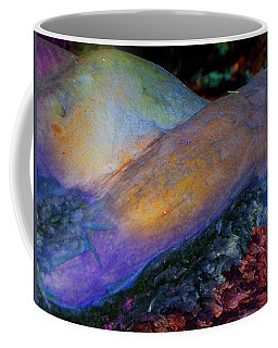 Coffee Mug featuring the digital art Spirit's Call by Richard Laeton