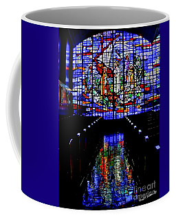 House Of God - Spiritual Awakening Coffee Mug by Carol F Austin