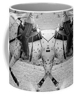 Split  Coffee Mug
