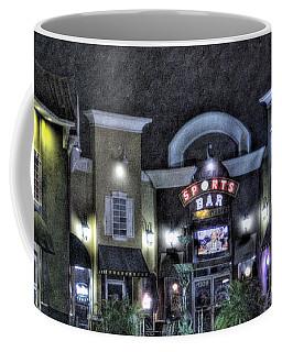 Sports Bar Coffee Mug