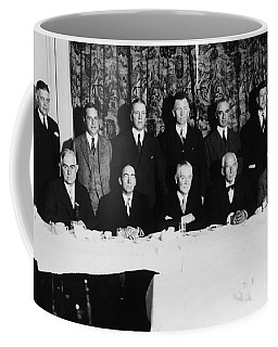 Sports Luncheon, 1930 Coffee Mug