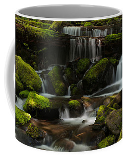 Spotlights Coffee Mug by Mike Reid