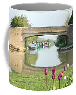 Spring On The Oxford Canal Coffee Mug