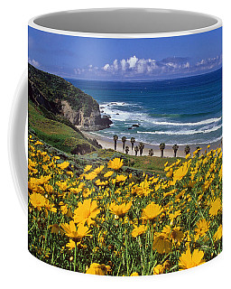 Springtime On The Headlands Coffee Mug
